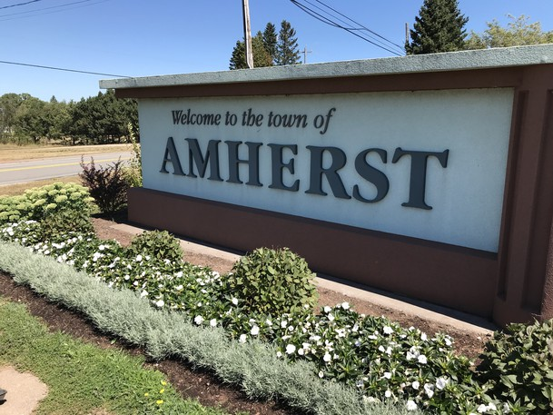 Town of Amherst.