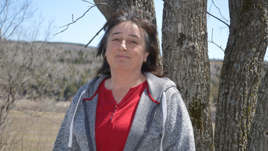 Eileen McLaughlin has served on council in the Village of Aroostook for 13 years and is re-offering in the May 10 municipal election.