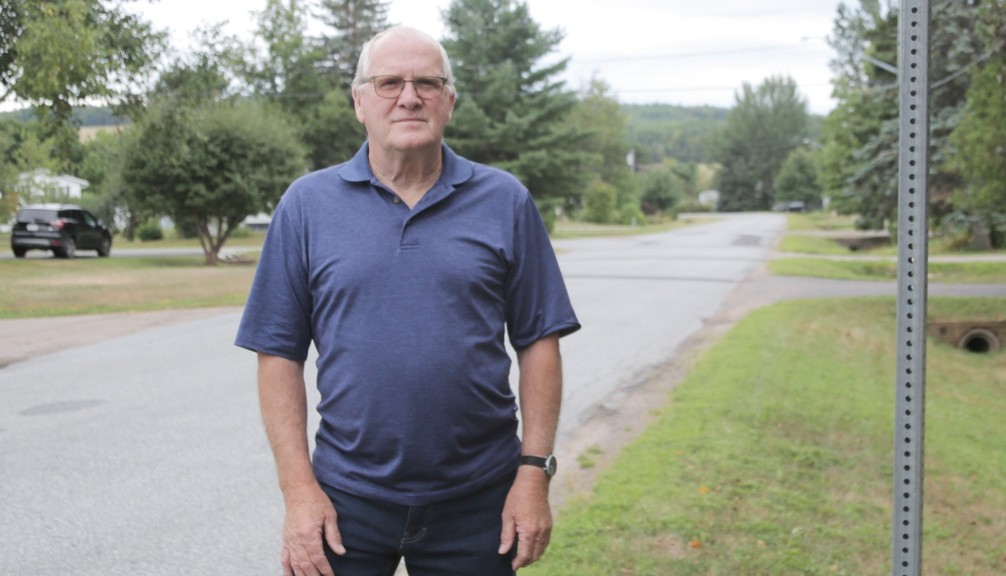 Jack Lynch, a retired statistician with the Potash Corporation, is running for a seat in Sussex Corner on May 10. He said he has served three terms on council in the past.