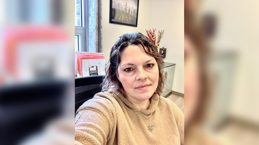 Kristie Roherty Carrier is seeking one of threecouncillor-at-large position this election for the Village of Belledune.