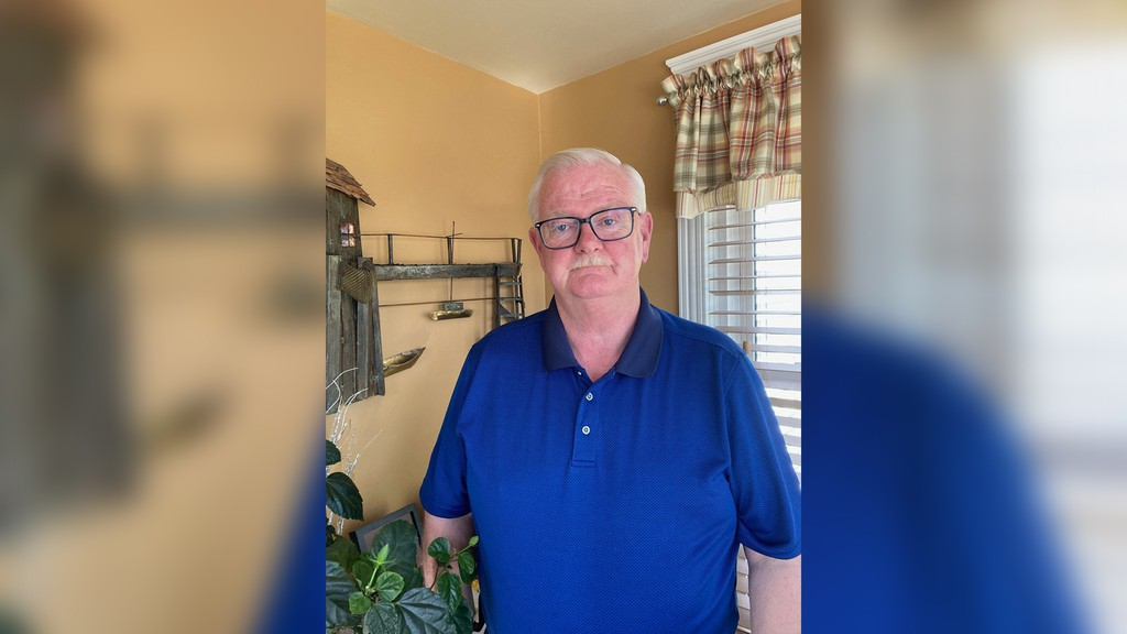 After working as the town's water and wastewater foreman, Jim Maker is seeking a seat on Sussex Council this election. He cites flood mitigation, protective services and infrastructure improvements as priorities.