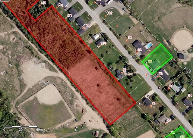 Miramichi city council unanimously approved the rezoning of an undeveloped parcel of land off Percy Kelly Drive to make way for a rowhouse development. Council also attached several conditions to the project.