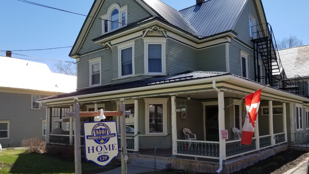 The New Brunswick Women's Institute Home in Woodstock providing assisted living to senior women has been sold, although a committee is hoping the facility can still operate.