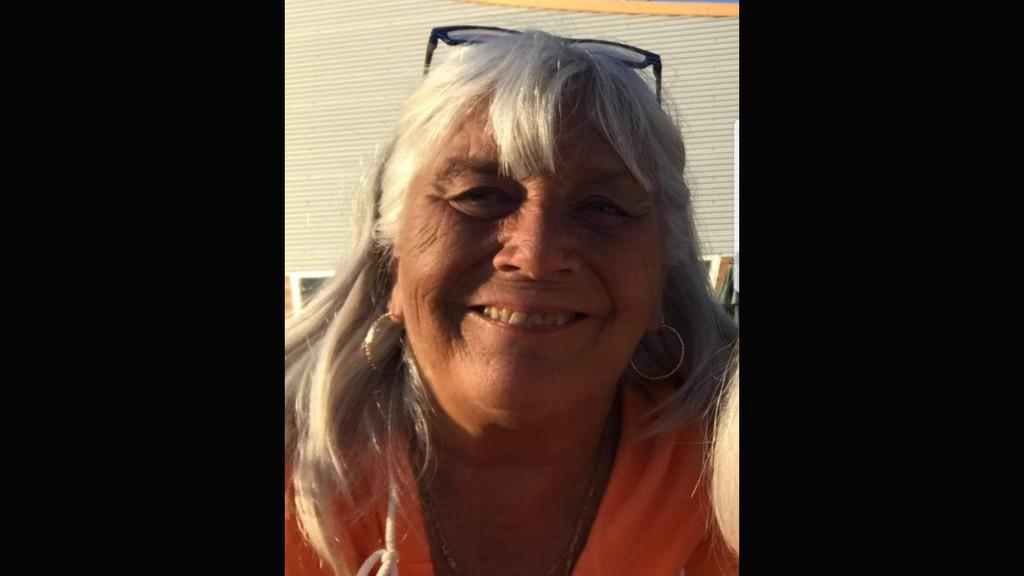 Florenceville-Bristol candidate Nancy Giggie.