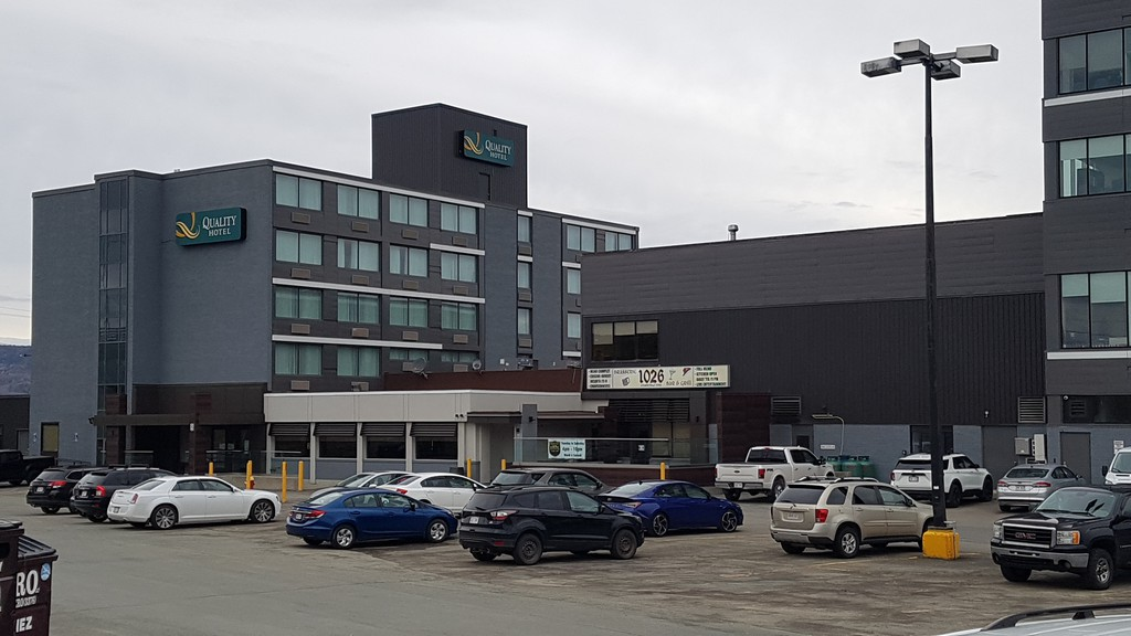 The Quality Hotel in Campbellton was initially one of the hotels approved to be used for isolation by travellers into the province as required by new provincial rules. The hotel has backed out of the arrangement after long-term customers expressed their concerns about staying there with people who are isolating.