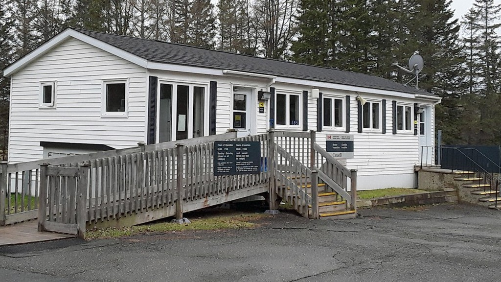 The Canada Border Services Agency announced temporary suspension of service at the Bloomfield, New Brunswick ports of entry located between Woodstock and Centreville on the Canada-United States land border. The last day the customs port will be open is Saturday.