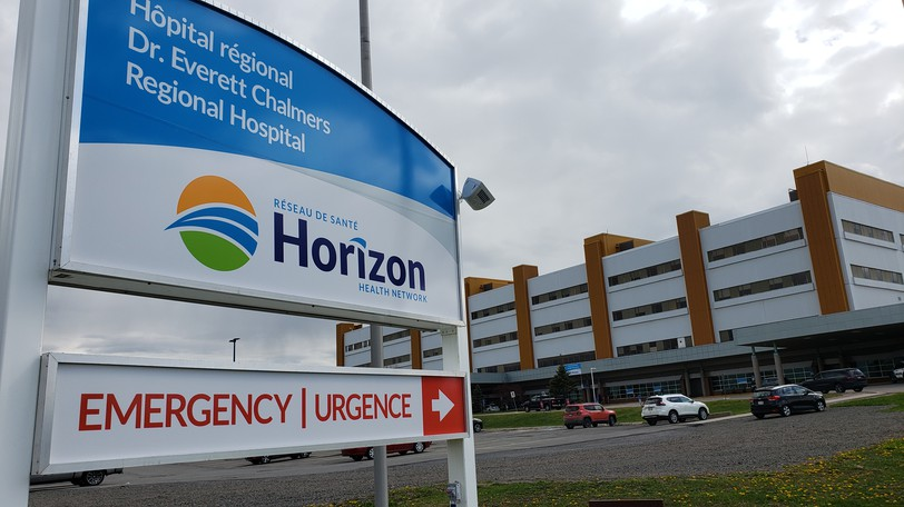 The Dr. Everett Chalmers Regional Hospital in Fredericton.