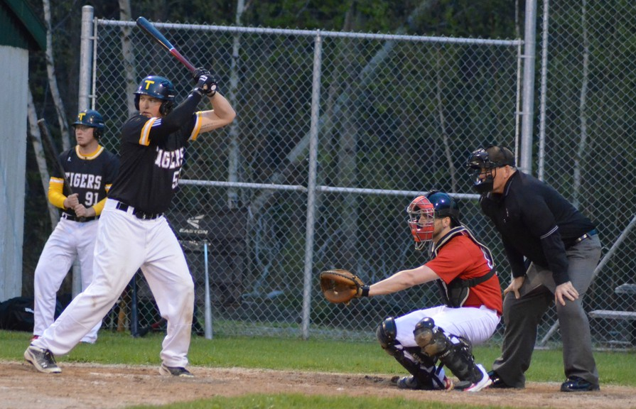 The Chatham Head Tigers and Miramichi Mike's Bar and Grill Cardinals will host a pre-season home-and-home exhibition series, with games Tuesday at 7:30 p.m. in Chatham Head and Wednesday at 8 p.m. at Memorial Field in Newcastle.