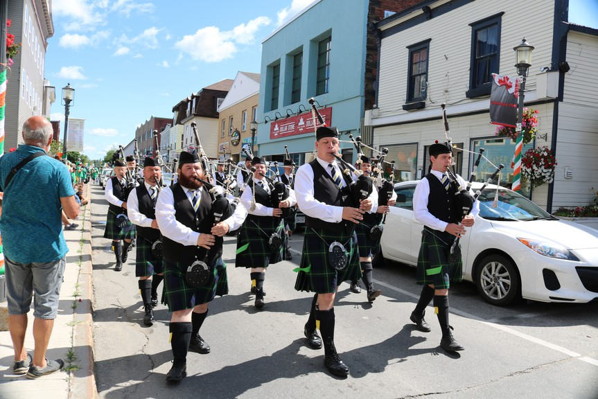 Canada's Irish Festival on the Miramichi has already been called off for the second straight year, but the province's recent pathway to green announcement could mean the eventual return of several major festivals and events in the Miramichi region.