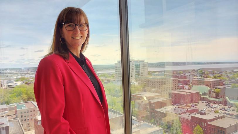 Paulette Hicks, CEO of Envision Saint John: The Regional Growth Agency.