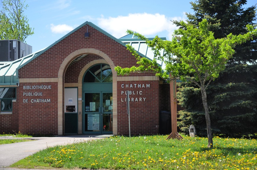 The Chatham and Newcastle public libraries and City of Miramichi are co-hosting the Miramichi City Photo Scavenger Hunt until June 12.