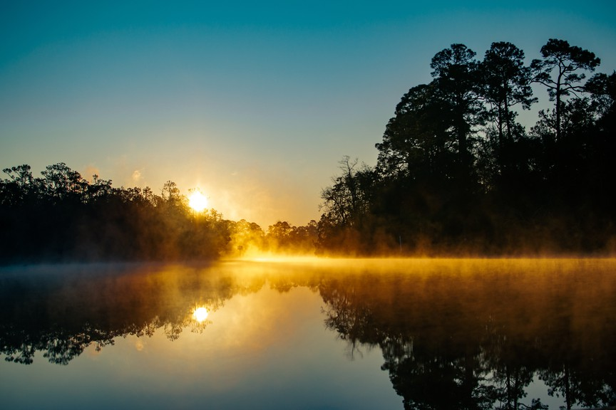 Photographer Paul Owen and Zelda's River Adventure will be offering a sunrise on the water photography workshop in Hampton starting at 5:30 a.m. June 19.