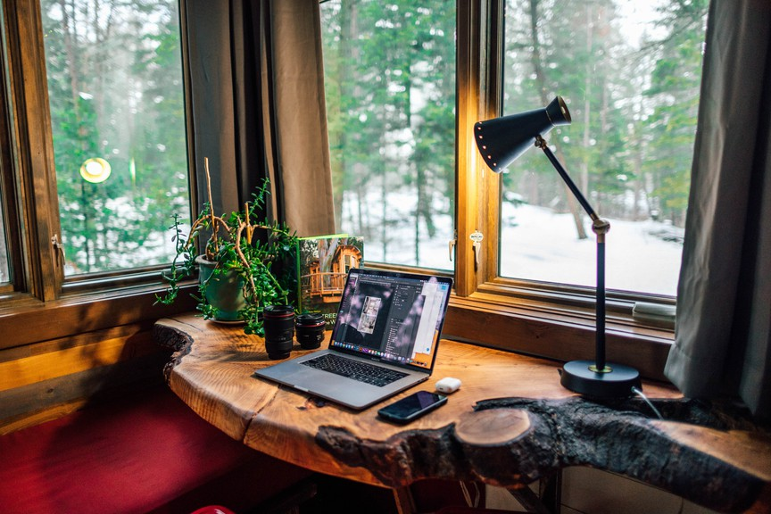 In his latest column, Harold Taylor explores the impact your office environment has on your productivity, and how studies have shown offices with views of nature or with indoor plants tend to lead to better productivity.