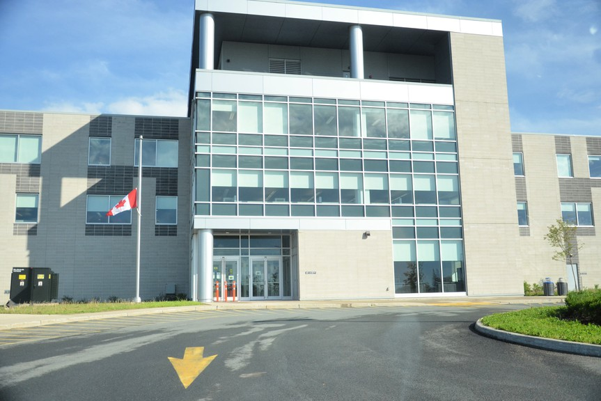 The Public Service Pay Centre in Miramichi saw 4,000 extra transactions beyond its normal workload between March 31 and April 28.