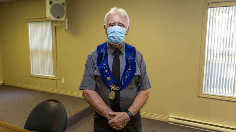 Sussex Corner Mayor Wayne Wilkins said the province's requirements for proof of vaccination and mask wearing, which kick in at 11:59 p.m. Tuesday, are going to lead to a much needed rise in vaccination rates in the province.