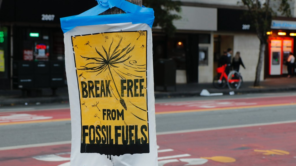 """'The fossil fuel era is ending. It's time to find ways to shift fairly and equitably to better ways of living and powering our societies,"""" says David Suzuki."""