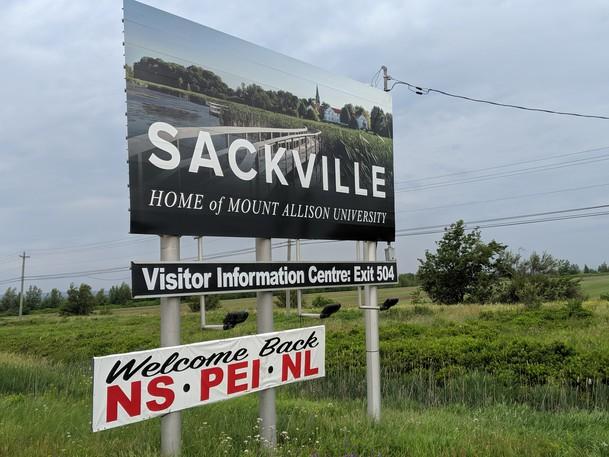 Town of Sackville