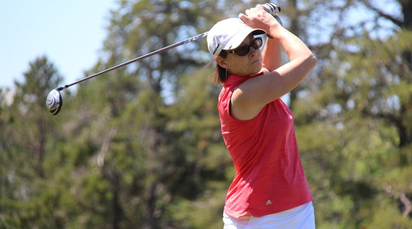 Leanne Richardson of Country Meadows Golf Club carded a 5-over-par 78 in the opening round of the Canadian women's mid-amateur and senior golf championships on Tuesday in Bromont, Que.
