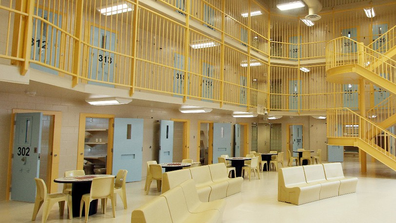 Southeast Regional Correctional Centre.