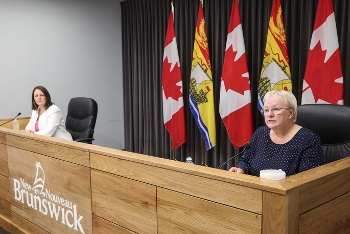 Health Minister Dorothy Shephard, right, must expand hospital capacity, writes our editorial board.