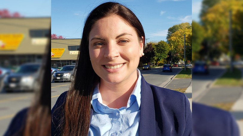 Fredericton Liberal candidate Jenica Atwin has put the environment front and centre in her campaign for re-election.