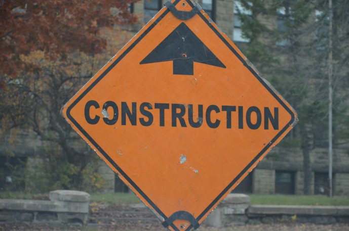 The Village of Salisbury announced Tuesday a two-day road construction project on Route 112, the Fredericton Road.