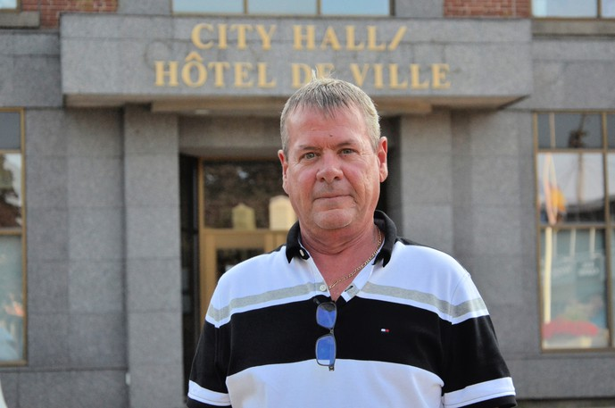 Steve Macklin, a concerned Miramichi citizen, says he's worried about what he calls 'a lack of transparency' and 'zero accountability' among municipal staff.