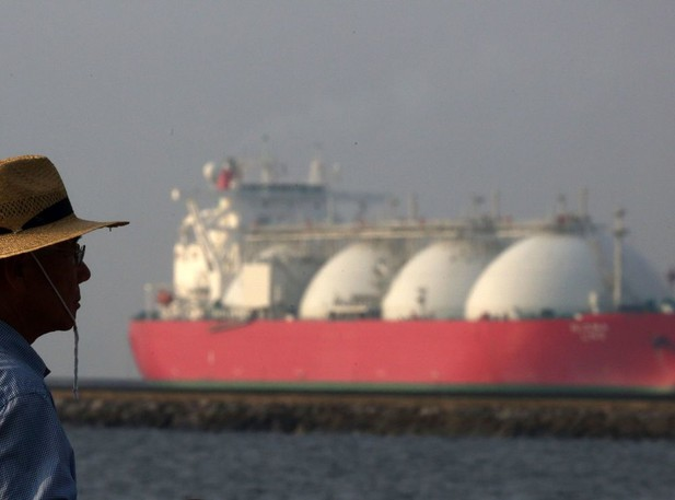 Natural gas prices in Europe have hit a new record while prices in Asia have hit seasonal records.