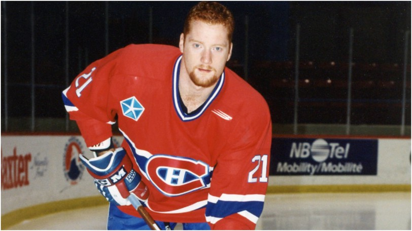 Gordie Dwyer broke into pro hockey as a rookie with the American Hockey League's Fredericton Canadiens in 1998-99. He returns to the Aitken Centre Thursday night as the head coach of the Saint John Sea Dogs of the Quebec Major Junior Hockey League.