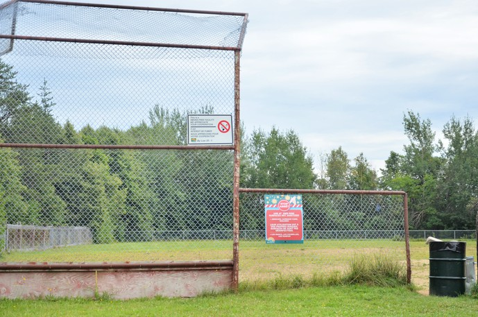 The City of Miramichi's dog park project planned for the former Heath Steele ballfield will be moving ahead.