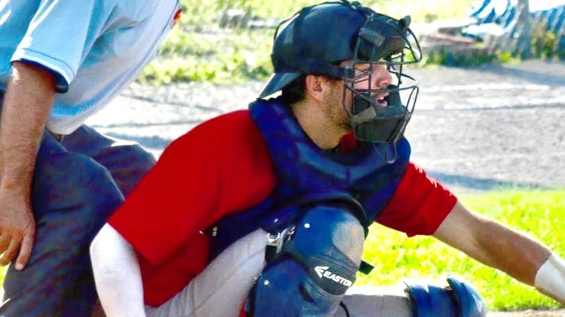 Catcher Ryan Van Snick and the Saint John Alpines host Moncton Thursday at Memorial Field.