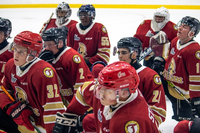 Training camp for the upcoming 2021-22 Quebec Major Junior Hockey League season is officially underway for the Acadie-Bathurst Titan.