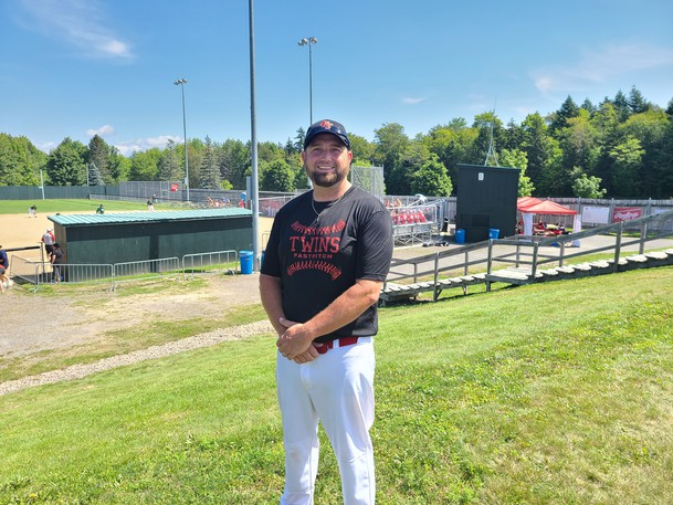 Bobby Despres, the coach of the Fredericton U19 Twins, believes his team can compete at the Eastern Canadian U19 boys fast pitch championships this weekend. He's also happy as the city's sport tourism manager, to welcome seven other teams to town to compete for the title.