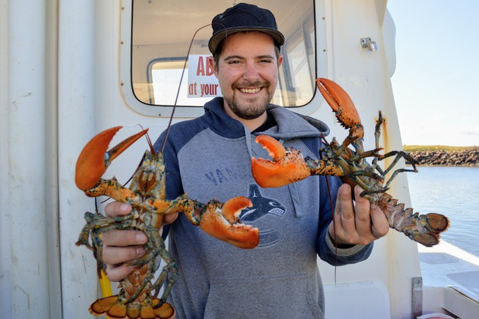 Cap-Pelé fisherman Patrick Landry said he doesn't remember ever getting prices as high as what his lobster catches are fetching this year.