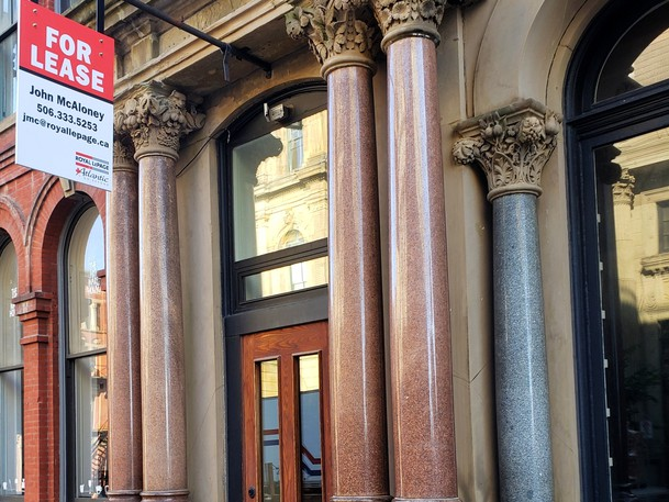 The Jones Gallery will be moving from its current home on Charlotte Street to a larger building on Prince William Street later this month.