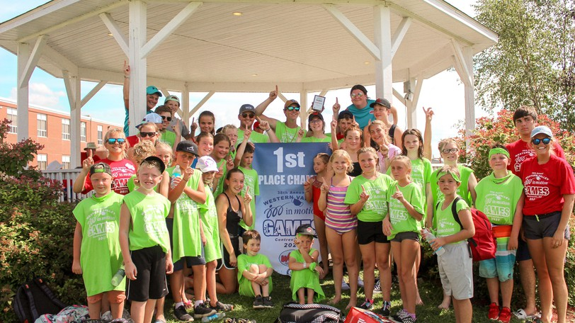 Centreville won the 38th annual Western Valley InMotion Games on Aug. 19.