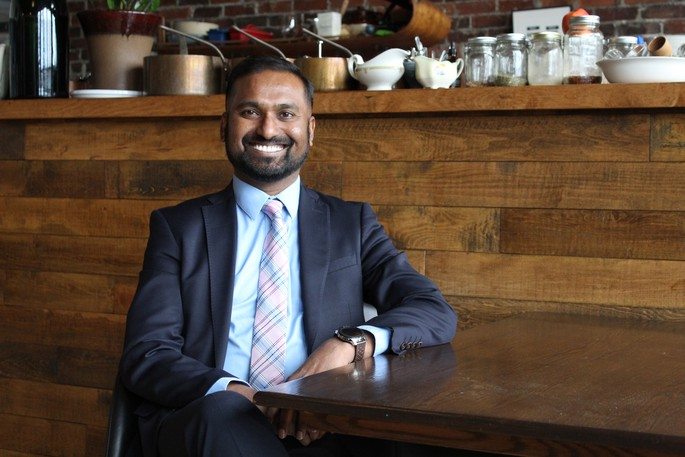 Thomas George, president of the Kerala Association of Moncton, said the population of people coming to Moncton from Kerala, a southern state of India, has prompted people to create an association where newcomers from Kerala can share their culture.
