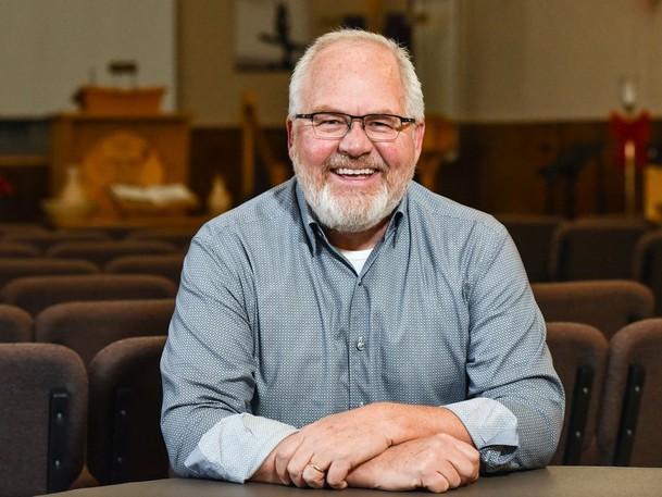 Calgary Pastor John Van Sloten poses for a photo on Wednesday, December 11, 2019.