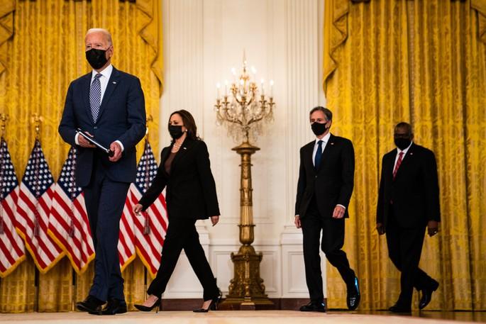 Columnist Henry Srebrnik writes that the sudden turn against U.S. President Joe Biden is 'displaced anger.'