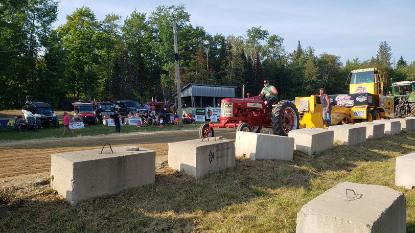 The Richmond Corner Tractor Pull drew in crowds once again on Aug. 21 and 22.