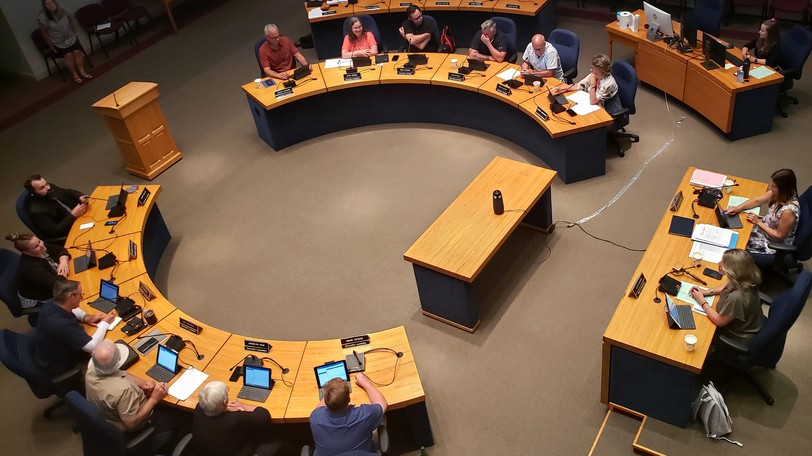 Fredericton city council Monday night voted to both join theCoalition of Inclusive Municipalities, and create an anti-racismtask force.