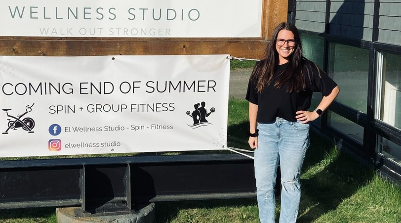 Alexandra Willett is realizing a dream when she opens EI Wellness Studio in Atholville early next month.