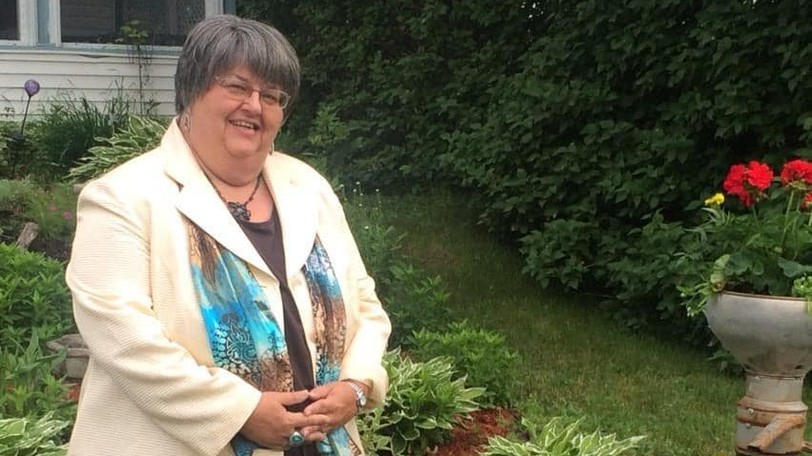 Stephen Brown, husband of the late Shelly Williams, said his wife greatly enjoyed her flower gardens. The former lawyer who served two terms on Miramichi city council died Aug. 21 at the age of 59.