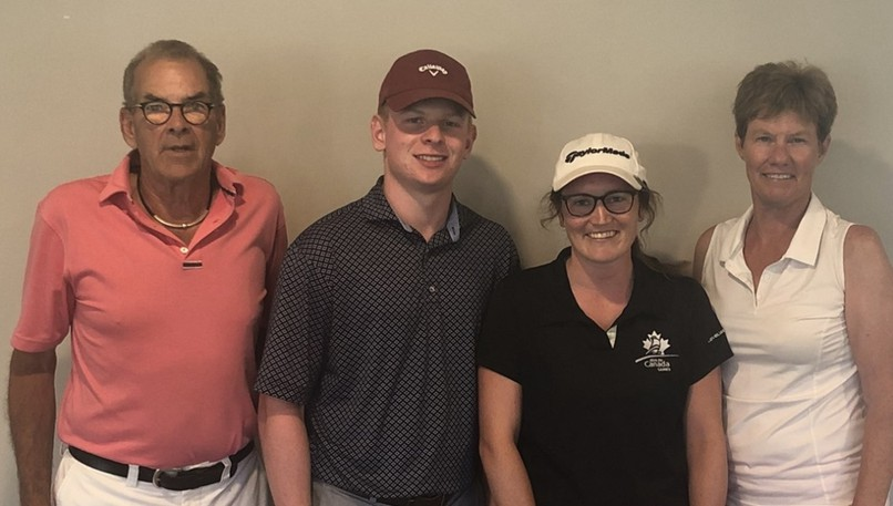 There are four new 2021 champion golfers at Gowan Brae Golf and Country Club. The club announced the 2021 Club Championshipwinners on its Facebook page Monday.Molly MacDermaid won the women's championship and Kathy Grebenc won the senior women's championship. Ben MacDonald won the men's championship while Gilles Masse won the senior men's championship.