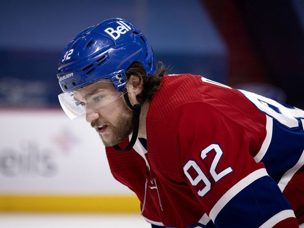 Montreal Canadiens left winger Jonathan Drouin is hoping for a fresh start after leaving the team last season.