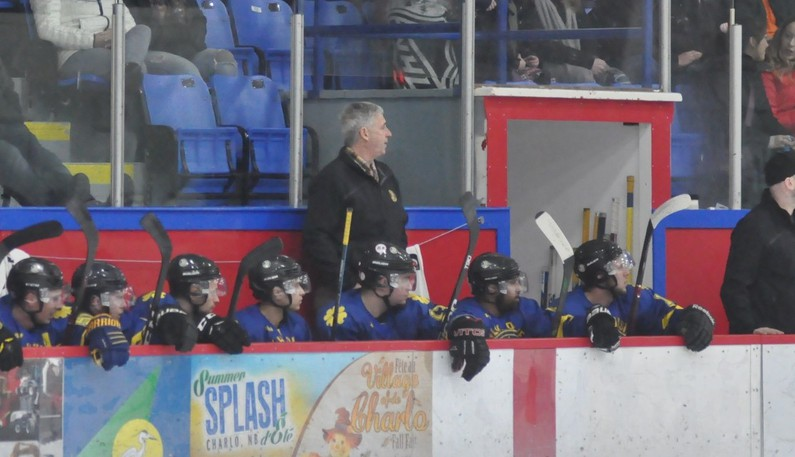 Dalhousie Marauders associate coach Luc Bernard will assume the head coaching duties when the Acadie-Chaleur Senior Hockey League gets underway later this autumn.