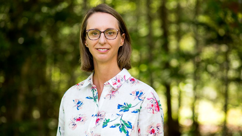 """Green Party of Canada candidate Nicole O'Byrne wants to be and """"effective voice"""" in Ottawa for the riding of Fredericton."""