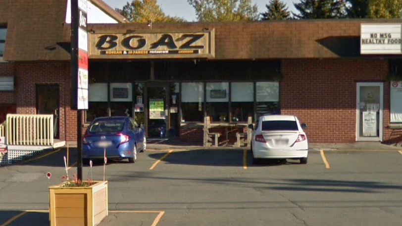 Jim won Lee, owner of Rothesay sushi restaurant Boaz, says several of his customers have fallen victim to a fake online takeout ordering website supposedly linked to his restaurant. Lee says his restaurant didn't request the website be created on behalf of his business.