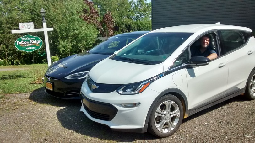 William MacCallum, of Alma, says he would still buy another Chevrolet Bolt after the latest recall to fix a defect that can cause rare battery fires.