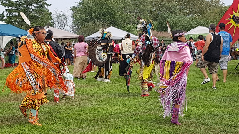 Eel River Bar (Ugpi'Ganjig) First Nation will host its annual powwow this coming weekend at the powwow ground at the Aboriginal Heritage Garden
